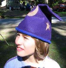 Merlin's Wizard Hat